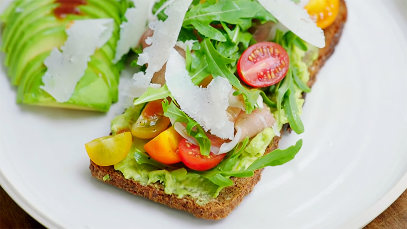 Avocado on Toast | Super Food