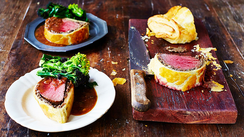 Beef Wellinton Recipe by Jamie Oliver