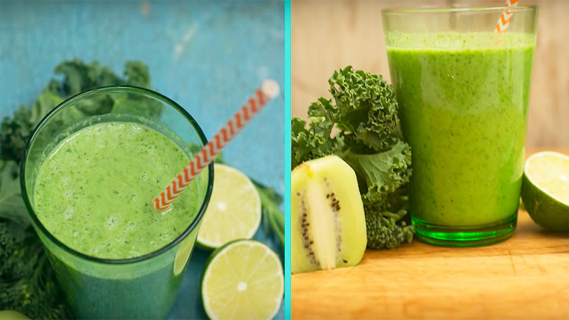 Healthy Lean & Green Smoothie