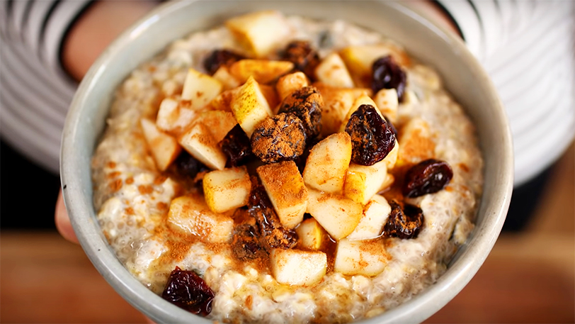 What to Cook For Breakfast | Healthy Breakfast Muesli