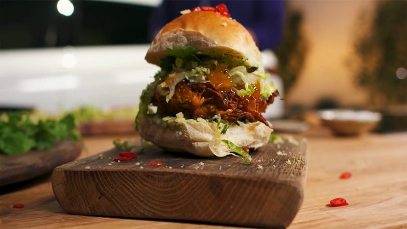 Burger Recipes By Jamie Oliver